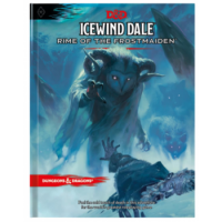 D&D - Icewind Dale: Rime of the Frostmaiden - EN