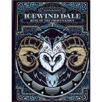 D&D - Icewind Dale: Rime of the Frostmaiden Limited Edition Alternate Cover - EN