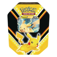 Pokémon Tin Box #88 Pikachu-V *Deutsche Version*