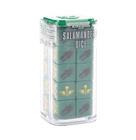 Salamanders - Dice Set