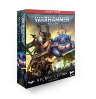 Warhammer 40.000: Recruit Edition Starter Set *Englische Version*
