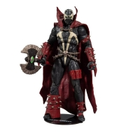 Mortal Kombat Actionfigur Spawn with Axe Target Exclusive 18 cm