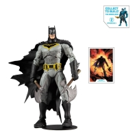 DC Multiverse Build A Actionfigur Batman (Dark Nights: Metal) 18 cm