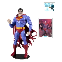 DC Multiverse Build A Actionfigur Superman The Infected 18 cm