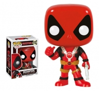 Deadpool Thumb Up Marvel Comics POP! Vinyl Wackelkopf 10 cm