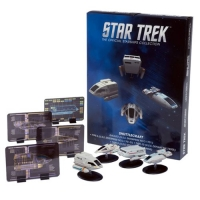 Star Trek Starships Shuttlecraft Set #2 Die-Cast Metal Vehicles 4-Pack