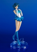 Sailor Moon Crystal FiguartsZERO PVC Statue 1/10 Sailor Mercury Tamashii Web Exclusive 18 cm