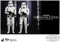 Stormtroopers Episode IV A New Hope Movie Masterpiece 1/6 Actionfiguren Set