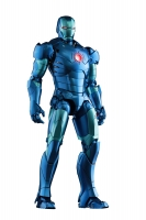Iron Man Mark III (Stealth Mode Version) Movie Masterpiece Diecast 1/6 Actionfigur 2015 Summer Exclusive 30 cm