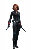 Avengers Age of Ultron Black Widow Movie Masterpiece Actionfigur 1/6 28 cm