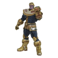 Marvel Select Actionfigur Planet Thanos Infinity 20 cm *Beschädigte Verpackung*