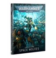 Space Wolves - Codex-Ergänzung *Deutsche Version*