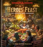 Heroes' Feast - The official Dungeons & Dragons Cookbook