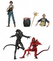 Aliens Serie 5 Set (4) Actionfiguren