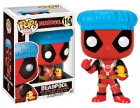 Deadpool Bath Time Marvel Comics POP! Vinyl Wackelkopf 10 cm
