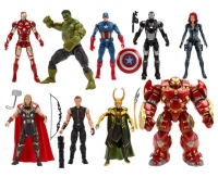 Marvel Legends Best of Avengers 2015 Actionfiguren Sortiment