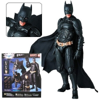 Batman The Dark Knight Rises MAF EX Actionfigur Batman 15 cm Version 2.0