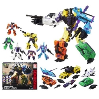 Transformers Combiner Wars Generation 2 Bruticus Combaticons Boxed Set
