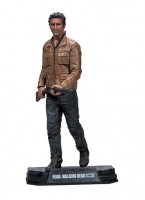 Fear The Walking Dead TV Version Color Tops Actionfigur Travis Manawa 18 cm