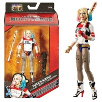 Harley Quinn DC Multiverse Suicide Squad 6-Inch Action Figure