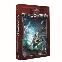 Shadowrun Regelbuch, 5. Edition (Softcover)