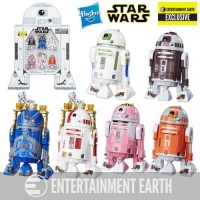 Star Wars The Black Series Astromech Droids 3 3/4-Inch Action Figures - EE Exclusive