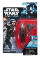 Sergeant Jyn Erso (Jedha) (Rogue One) Star Wars Universe Actionfigur 10 cm 2016