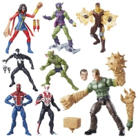 Amazing Spider-Man Marvel Legends Wave 7 Actionfiguren Sortiment