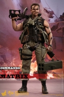 John Matrix Commando Movie Masterpiece 1/6 Actionfigur