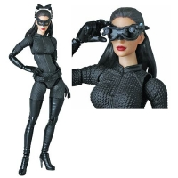 Dark Knight Rises Selina Kyle Miracle Action Figure - Previews Exclusive