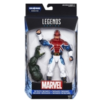 Captain Britain Actionfigur - Captain America Civil War Marvel Legends