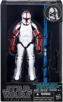 Clone Trooper Captain #13 (Blau) Actionfigur