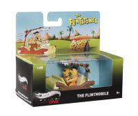 The Flintstones Hot Wheels Elite One The Flintmobile 1:50