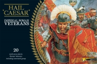 Early Imperial Romans: Veterans Plastic Boxed Set