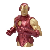 Iron Man Classic Version Vinyl Bust Bank