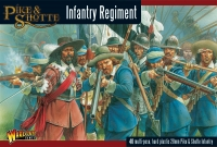 Infantry Regiment Plastic Boxed Set