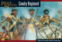 Cavalry Regiment Plastic Boxed Set