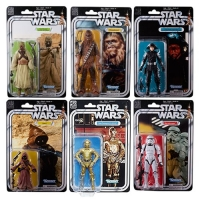 Star Wars Black Series Actionfiguren 15 cm 40th Anniversary Wave 2 Set