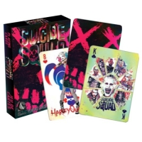 Suicide Squad Playing Cards