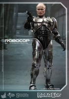 RoboCop Battle Damaged Version Movie Masterpiece 1/6 Actionfigur