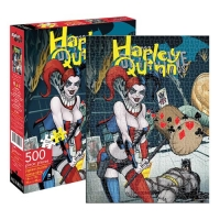 Batman New 52 Harley Quinn 500-Piece Puzzle
