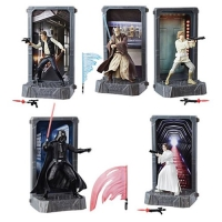 Star Wars 40th Anniversary Die-Cast Metal Figures Set 1