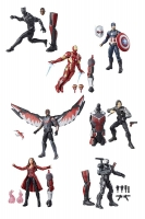 Marvel Legends Best of Avengers 2017 Actionfiguren Sortiment