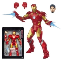Marvel Legends Series Iron Man 30 cm Actionfigur