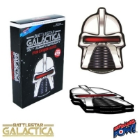 Battlestar Galactica Cylon Centurion Coasters Set of 4