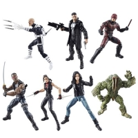 Marvel Knights Marvel Legends Wave 1 Actionfiguren Sortiment