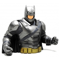Batman vs. Superman - Armored Batman Bust Bank (Spardose)
