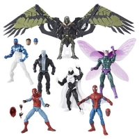Amazing Spider-Man Marvel Legends Wave 8 Actionfiguren Sortiment