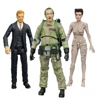 Ghostbusters Select Actionfiguren 18 cm Serie 4 Set