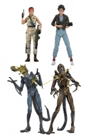 Aliens Actionfiguren 17-23 cm Serie 12 Set